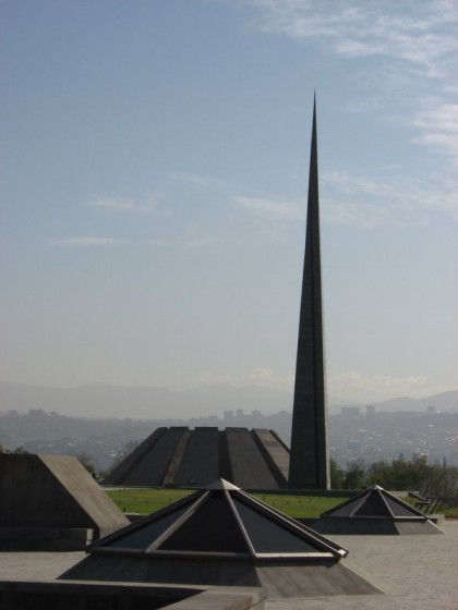 יגרן - יד ושם של השואה הארמנית בירוואן